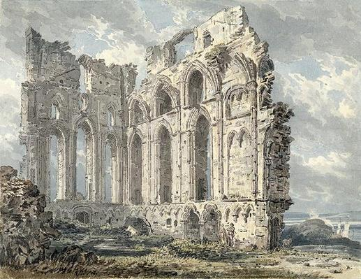 Tynemouth Priory, Northumberland, c.1792-93