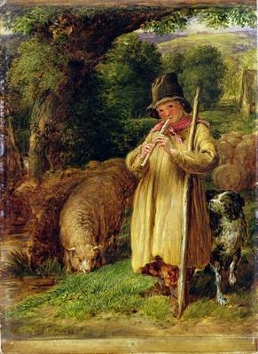 Shepherd Boy, 1831