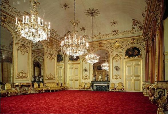 Interior of the Grand Salon