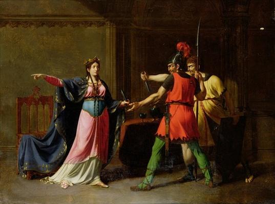 Fredegunde Arming the Assassins of Sigebert