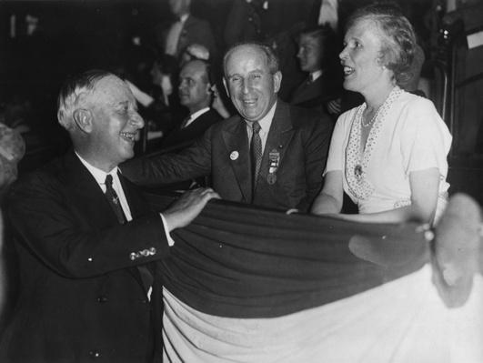 Al Smith And Pauline Sabin | Ken Burns: Prohibition