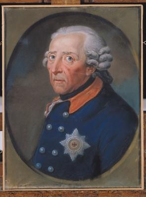 Portrait of Frederick II