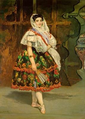 Lola de Valence, 1862