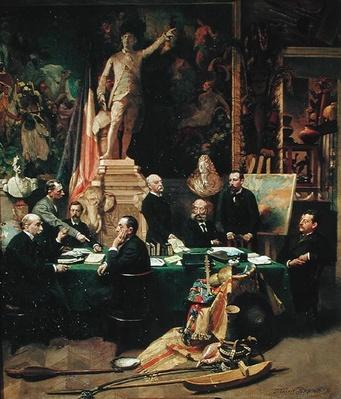 The Colonial Delegates and Jules Ferry