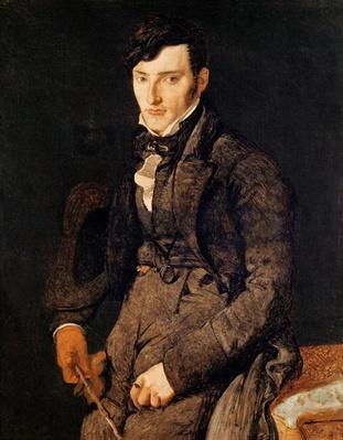 Portrait of Jean-Pierre-Francois Gilibert