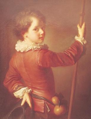 Portrait of a Young Pilgrim, 1725
