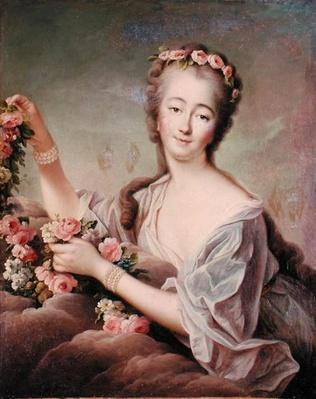 Portrait of the Countess du Barry