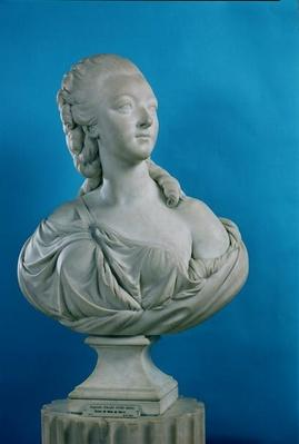 Bust of the Countess du Barry