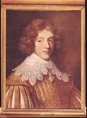 Portrait of Henri Coeffier de Ruze d'Effiat
