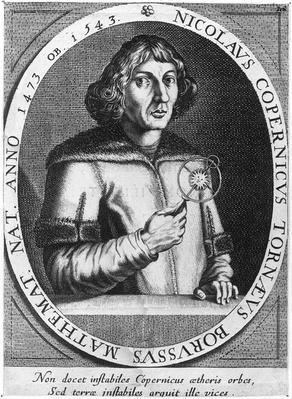 Portrait of Nicolas Copernicus