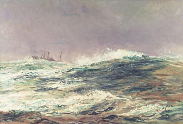 Ebb Tide, Long Reach, 1881