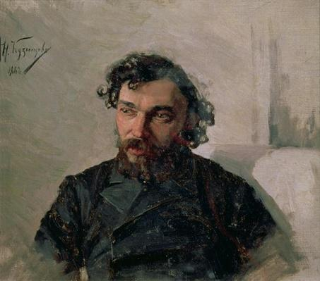 Portrait of Ivan Pochitonov