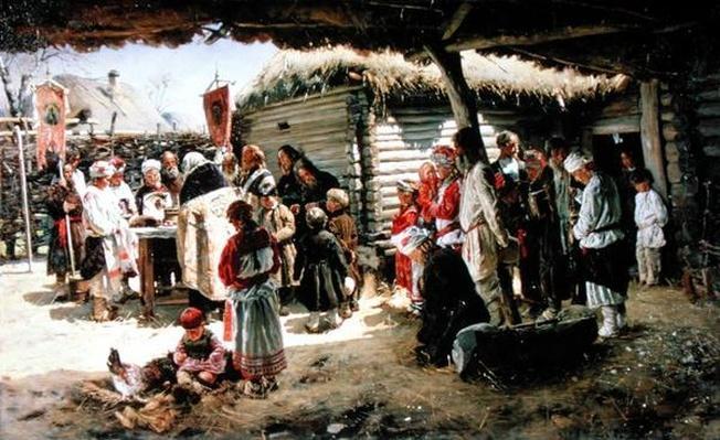 Easter Mass, 1887-88