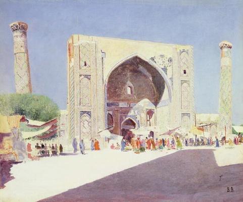 Samarkand, 1869-71