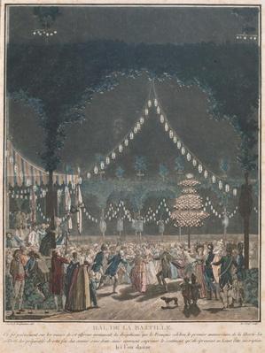 The Bastille Ball