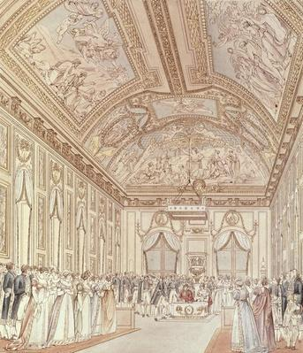 The Civil Ceremony of the Marriage of Napoleon Bonaparte