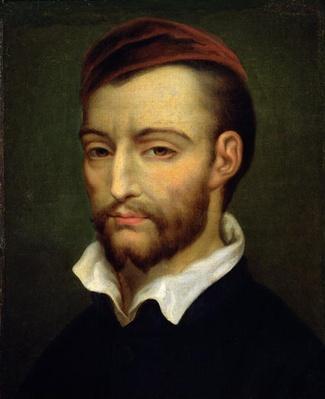 Portrait of Theodore Gericault