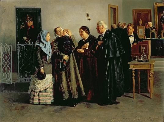 Verdict, 'Not Guilty', 1882