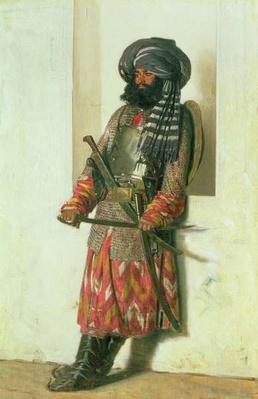 Afghan, 1870