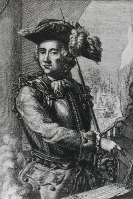 Count Claude de Forbin