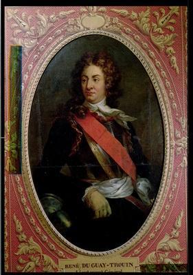Portrait of Rene Duguay-Trouin