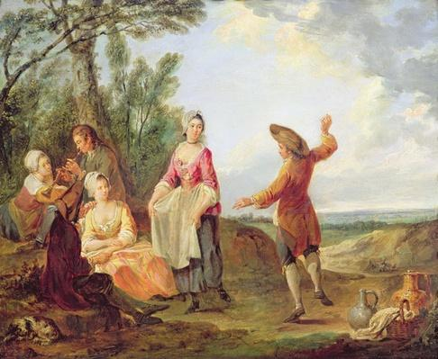 The Rustic Dance