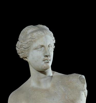 Head of the Venus de Milo, c.100 BC
