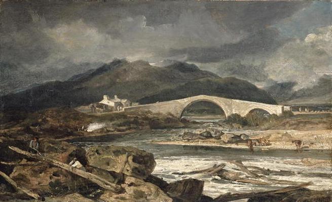 Tummel Bridge, Perthshire, c.1801-03