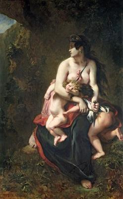 Medea, 1838