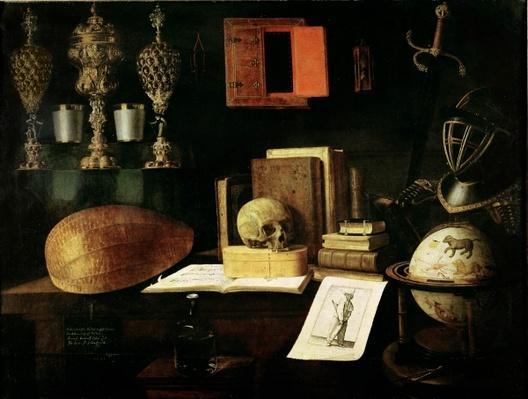 Vanitas Still Life, 1641