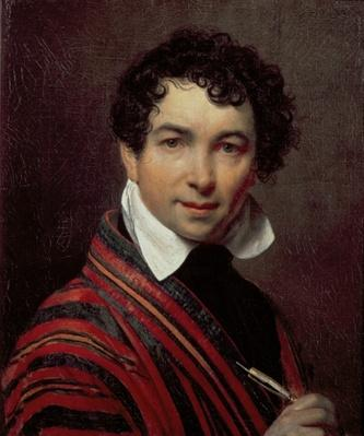 Self Portrait, 1828