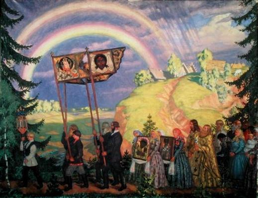 Easter Procession, 1915