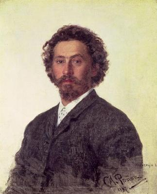 Self Portrait, 1887