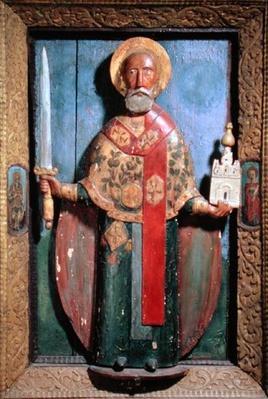 St. Nicholas of Mozhaisk, Yaroslavl School