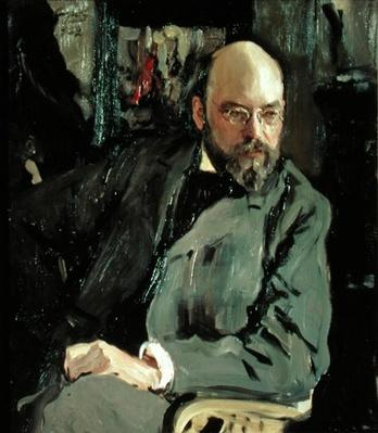 Portrait of Ilya Ostrouhov