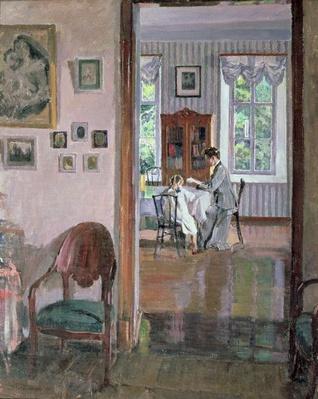 Interior, 1910