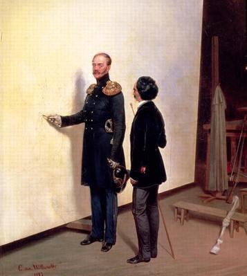 Tsar and Artist - Nikolay I