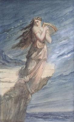 The Death of Sappho