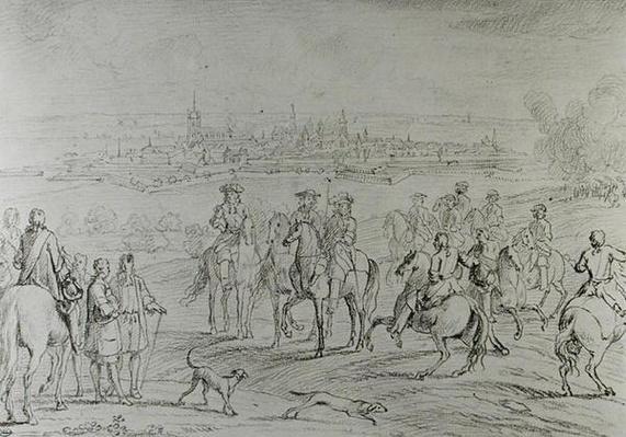 The Siege of Oudenaarde