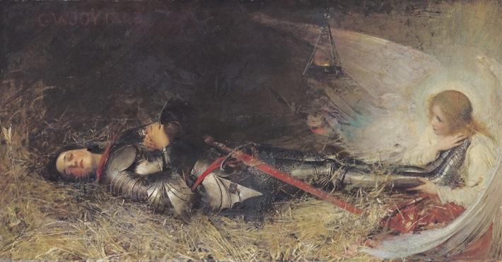 Joan of Arc Asleep, 1895