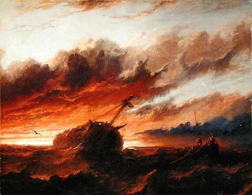 Shipwreck, c.1850