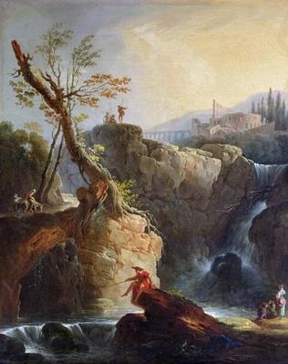 The Waterfall, 1773