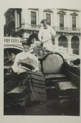 Eleanor Roosevelt on Her Honeymoon, 1905 | Ken Burns: The Roosevelts