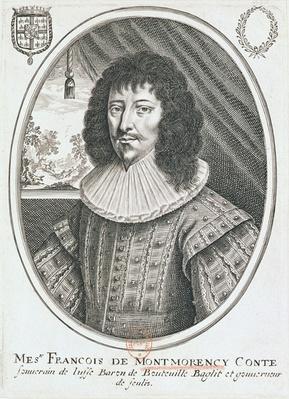 Portrait of Francois de Montmorency