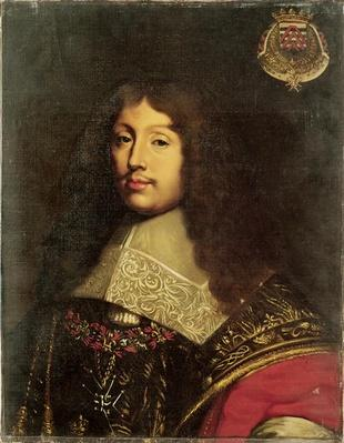 Portrait of Francois VI