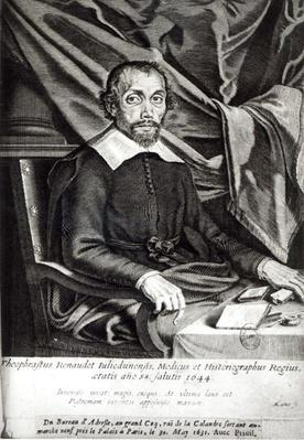 Portrait of Theophraste Renaudot