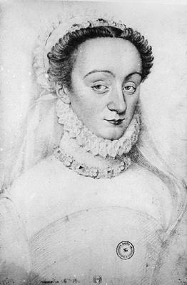Portrait of Charlotte de Beaune
