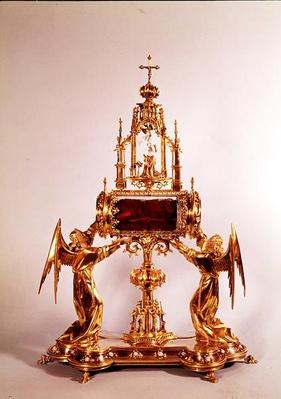 Reliquary of the Veil of St. Aldegonde