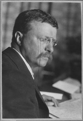 New York Governor Theodore Roosevelt, ca. 1898-1900 | Ken Burns: The Roosevelts