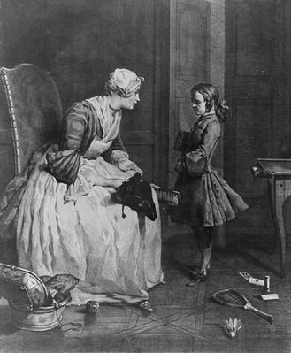 The Governess, 1739